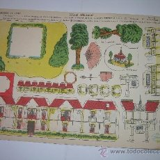 Coleccionismo Recortables: RECORTABLES LA TIJERA.. Lote 32354667