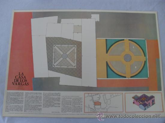 Coleccionismo Recortables: LA CASA DE LOS VARGAS.GRANADA - Foto 2 - 32561966