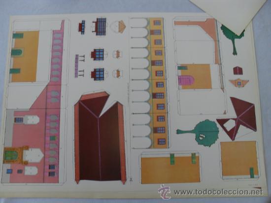 Coleccionismo Recortables: LA CASA DE LOS VARGAS.GRANADA - Foto 4 - 32561966