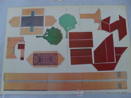 Coleccionismo Recortables: LA CASA DE LOS VARGAS.GRANADA - Foto 3 - 32561966