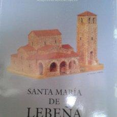 Coleccionismo Recortables: SANTA MARIA DE LEBEÑA. Lote 39049657