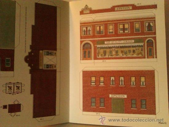 Coleccionismo Recortables: RECORTABLE-...MAIN STREET - Foto 2 - 34296378