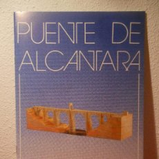 Coleccionismo Recortables: RECORTABLE DE EDITORIAL SALVATELLA.PUENTE DE ALCANTARA1991. Lote 178255568