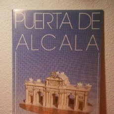 Coleccionismo Recortables: RECORTABLE DE EDITORIAL SALVATELLA.PUERTA DE ALCALA. Lote 156660736