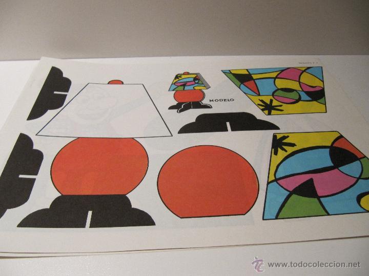 Coleccionismo Recortables: CUADERNO MARQUETERIA Nº 3 ED. SALVATELLA - Foto 3 - 42319727