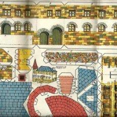 Coleccionismo Recortables: RECORTABLE CONSTRUCCIONES PEPI - SERIE EDIFICIOS Nº 27 CASA ANTIGUA - ED. ROMA - BARCELONA - AÑOS 50. Lote 46082122