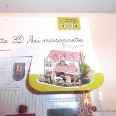 Coleccionismo Recortables: CASA TROQUELADA PARA CONSTRUIR . Lote 47441644