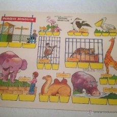 Coleccionismo Recortables: RECORTABLE , ESCENAS INFANTILES ,Nº 4 1970. Lote 222544000