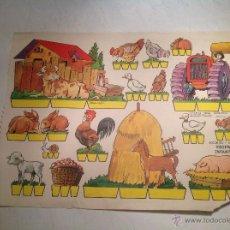 Coleccionismo Recortables: RECORTABLE , ESCENAS INFANTILES Nº 8. Lote 54620709