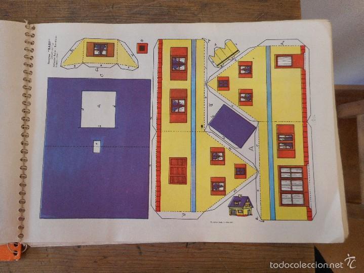 Coleccionismo Recortables: Recortes Baby Casas - Foto 7 - 56900982