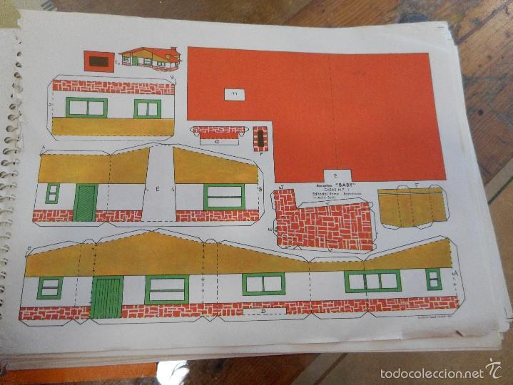 Coleccionismo Recortables: Recortes Baby Casas - Foto 12 - 56900982