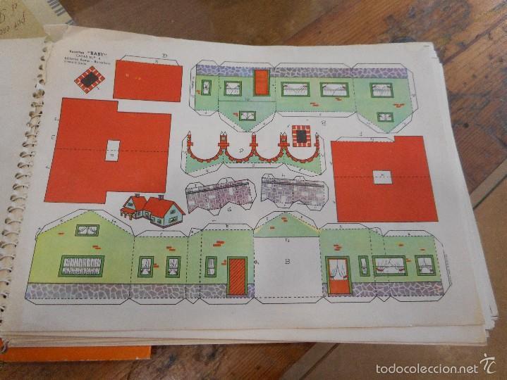 Coleccionismo Recortables: Recortes Baby Casas - Foto 13 - 56900982