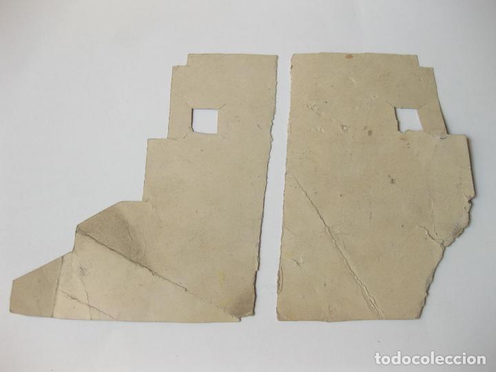 Coleccionismo Recortables: RESTOS DE UN RECORTABLE DE TEATRO. TRIBUNA Nº 1 - Foto 2 - 64535587