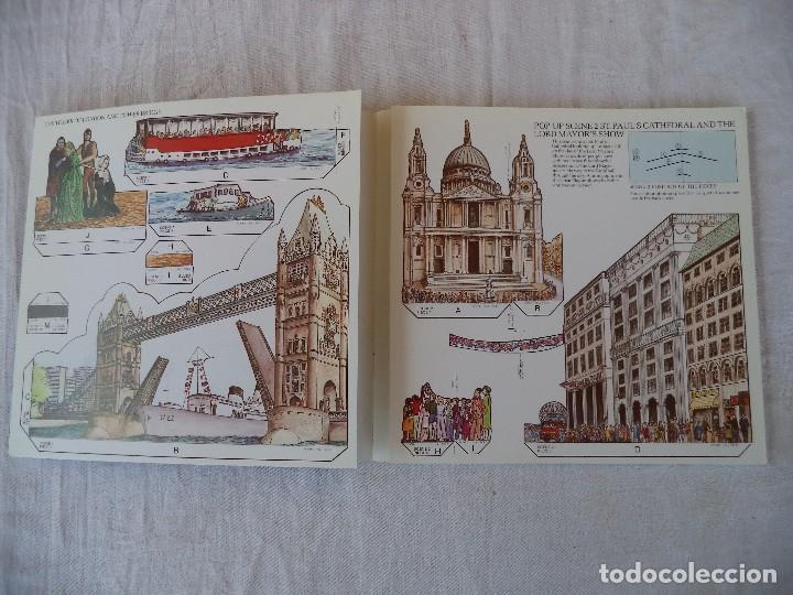 Coleccionismo Recortables: RECORTABLE.LONDRES.construye un pop-up - Foto 2 - 83360876
