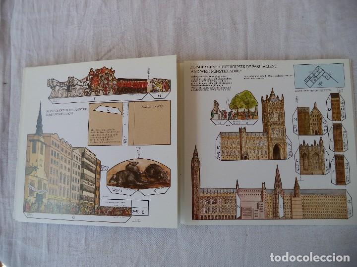 Coleccionismo Recortables: RECORTABLE.LONDRES.construye un pop-up - Foto 3 - 83360876