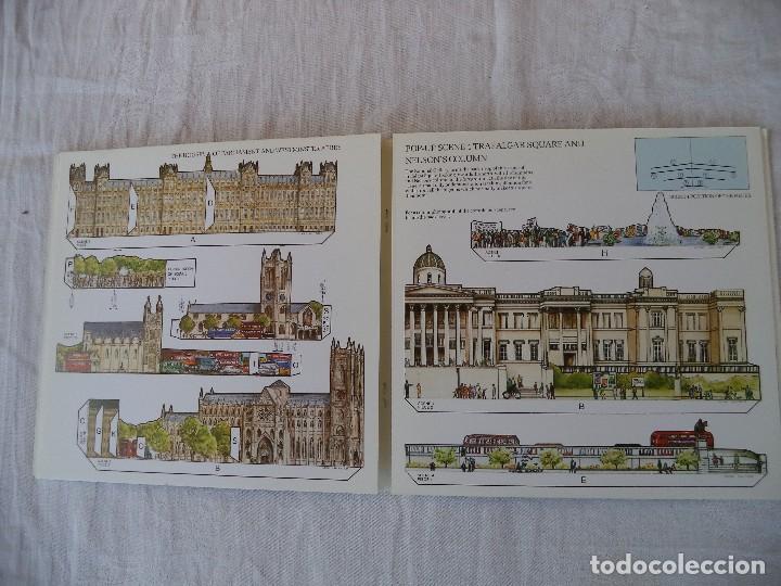 Coleccionismo Recortables: RECORTABLE.LONDRES.construye un pop-up - Foto 4 - 83360876