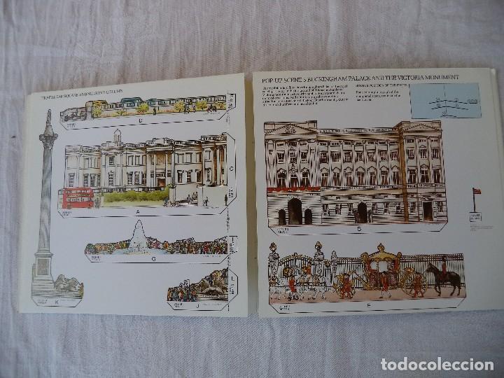 Coleccionismo Recortables: RECORTABLE.LONDRES.construye un pop-up - Foto 5 - 83360876