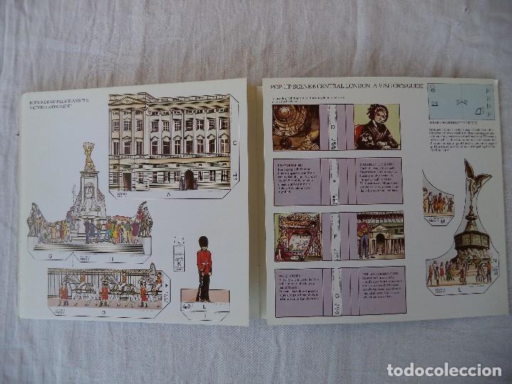 Coleccionismo Recortables: RECORTABLE.LONDRES.construye un pop-up - Foto 6 - 83360876