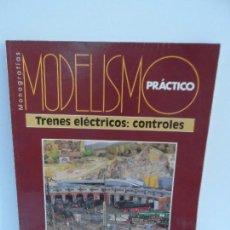 Coleccionismo Recortables: MODELISMO PRACTICO TRENES ELECTRICOS : CONTROLES . Lote 98221923