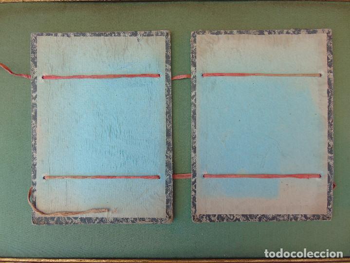 Coleccionismo Recortables: COLECCIÓN, TRABAJOS MANUALES DE MARQUETERÍA SALVATELLA. DEL Nº 1 AL Nº 8. CON CARPETA ANTIGUA - Foto 11 - 100089111