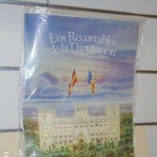 Collezionismo Figurine da Ritagliare: RECORTABLES DE LA DIPUTACION ARQUITECTURA EN PAPEL Nº 4 ALCAZAR DE LA SEÑORIA - ELCHE. Lote 101390007
