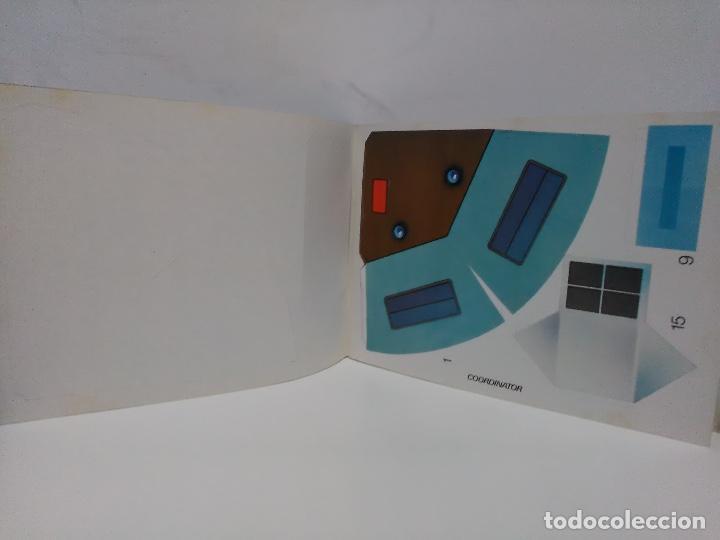 Coleccionismo Recortables: Maqueta estación espacial, Edaf 1985, serie construye y juega, Coordinator - Foto 6 - 102616139