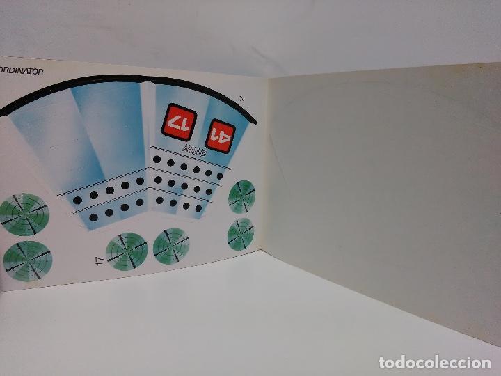 Coleccionismo Recortables: Maqueta estación espacial, Edaf 1985, serie construye y juega, Coordinator - Foto 7 - 102616139