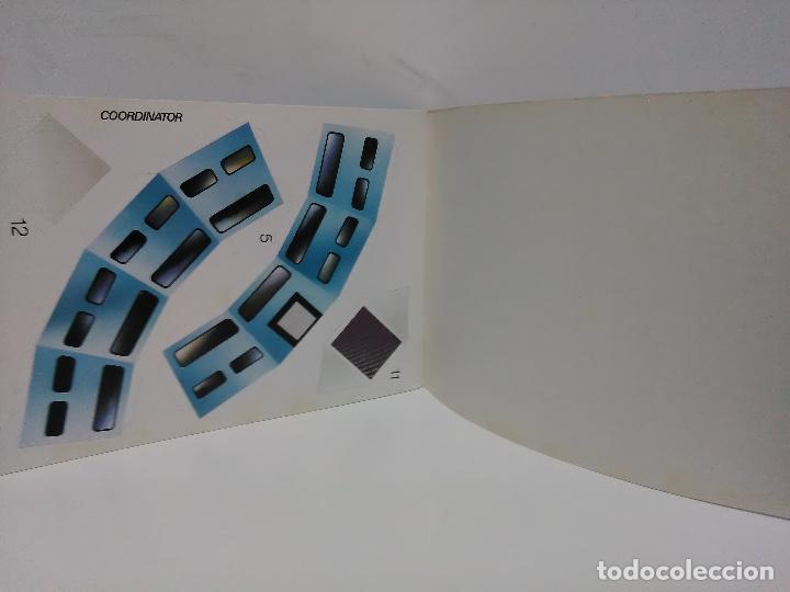 Coleccionismo Recortables: Maqueta estación espacial, Edaf 1985, serie construye y juega, Coordinator - Foto 8 - 102616139