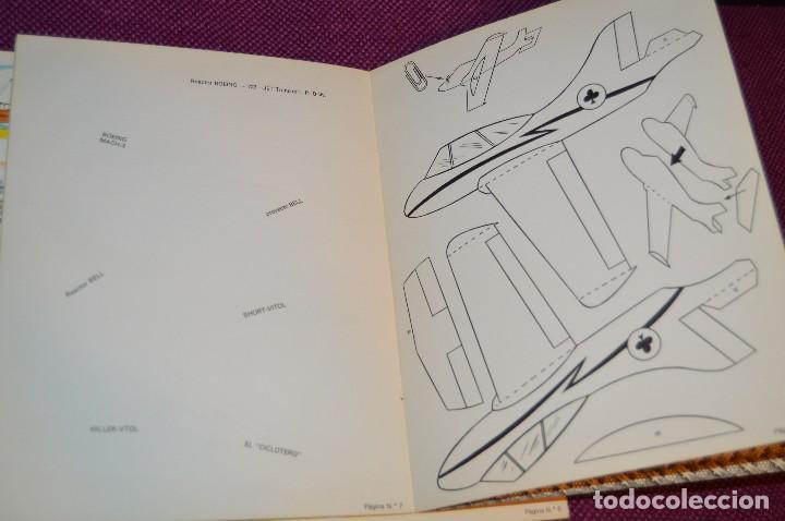 Coleccionismo Recortables: SERIE PINTA, RECORTA Y JUEGA - Nº 3 Y 4 - EL PUERTO Y EL AEROPUERTO - EDICIONES HYMSA SA - HAZ OFERT - Foto 7 - 107453591
