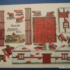 Coleccionismo Recortables: RANCHO PAMPERO. Lote 110029743