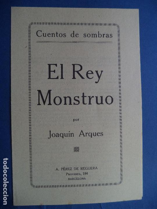 Coleccionismo Recortables: TEATRO PARA CUENTOS.LA TIJERA - Foto 3 - 112523235