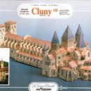 Coleccionismo Recortables: RECORTABLE ABADIA DE CLUNY (FRANCIA). 1988. Lote 161073198