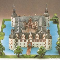 Coleccionismo Recortables: RECORTABLE DELCASTILLO DE NEUHAUS. AUSTRIA. Lote 117420139
