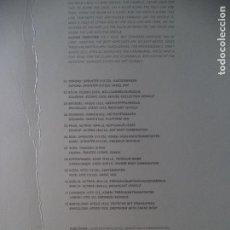 Coleccionismo Recortables: ESPECTACULAR CALENDARIO CON 11 RECORTABLES DE OTROS TANTOS MONUMENTOS EUROPEOS PUBLICADO POR MERCEDE. Lote 118532567