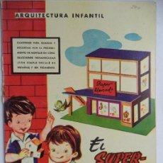 Coleccionismo Recortables: LA TIJERA EL SUPERMERCADO Nº 8.CUADERNILLO 10 HOJAS. Lote 118885747