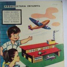 Coleccionismo Recortables: LA TIJERA EL AERODROMO Nº 3. Lote 118886659
