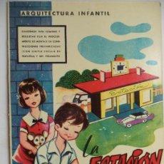 Coleccionismo Recortables: LA TIJERA LA ESTACION Nº 1. Lote 118886875