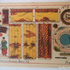 Coleccionismo Recortables: RECORTABLES HERNANDO Nº 5 POZO. Lote 119260635