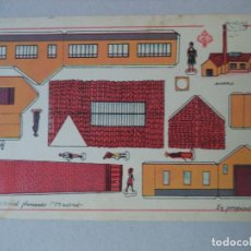 Coleccionismo Recortables: RECORTABLES HERNANDO FABRICA Nº 43. Lote 120385199
