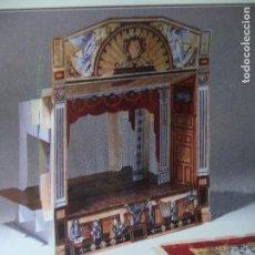 Coleccionismo Recortables: TEATRO DE PAPEL DE LA CASA DE LA OPERA DE BUDAPEST NUEVO. Lote 142850044