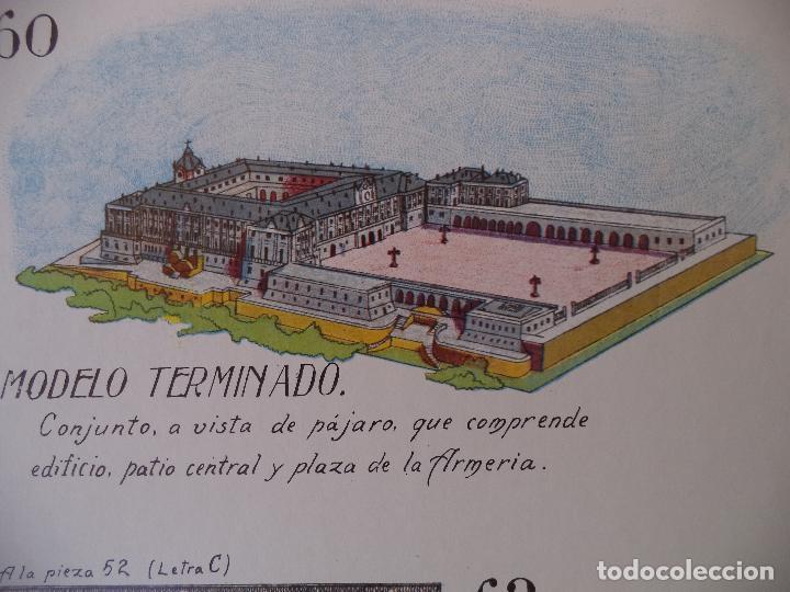 Coleccionismo Recortables: RECORTABLE PALACIO REAL DE MADRID PERFECTO ESTADO - Foto 2 - 124503379