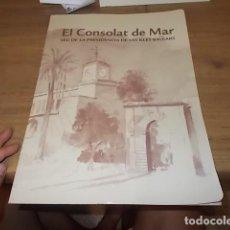 Coleccionismo Recortables: EXCELENTE RECORTABLE DEL CONSOLAT DE MAR,SEU DE LA PRESIDÈNCIA DE LES ILLES BALEARS. 2009.. Lote 132123818