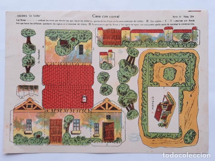 Coleccionismo Recortables: LOTE 14 RECORTABLES EDICIONES LA TIJERA . AÑOS 20 - Foto 5 - 139595202