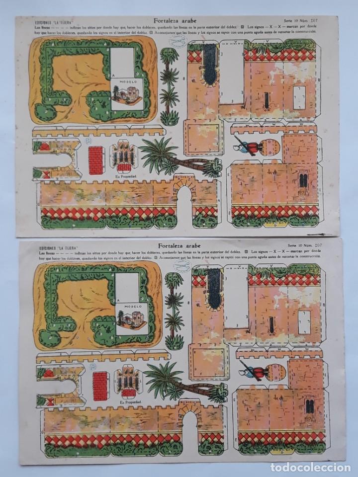 Coleccionismo Recortables: LOTE 14 RECORTABLES EDICIONES LA TIJERA . AÑOS 20 - Foto 6 - 139595202