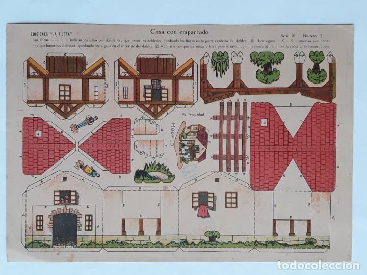 Coleccionismo Recortables: LOTE 14 RECORTABLES EDICIONES LA TIJERA . AÑOS 20 - Foto 11 - 139595202