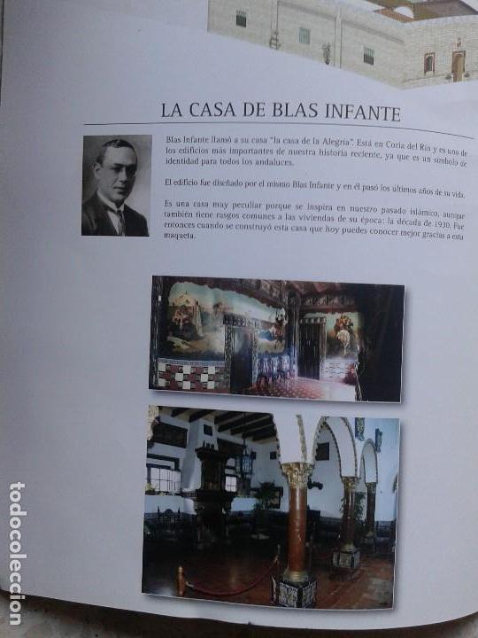 Coleccionismo Recortables: Recortable La Casa de Blas Infante - Foto 2 - 153048834