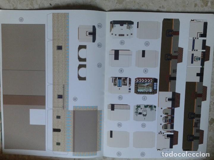 Coleccionismo Recortables: Recortable La Casa de Blas Infante - Foto 3 - 153048834