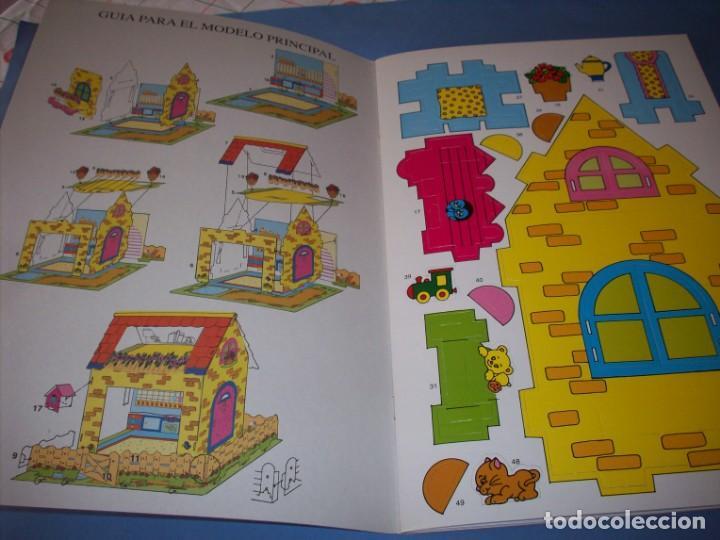 Coleccionismo Recortables: coleccion monto y juego de grafalco , mi casa - Foto 2 - 142700966