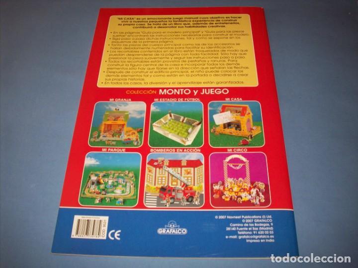 Coleccionismo Recortables: coleccion monto y juego de grafalco , mi casa - Foto 3 - 142700966
