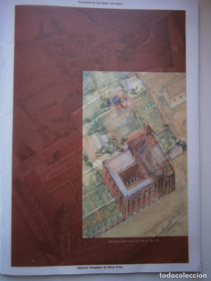 Coleccionismo Recortables: MONASTERIO DE SAN ISIDRO DEL CAMPO CUADERNO DEL ALUMNADO PRIMARIA 2005 - Foto 8 - 146240930